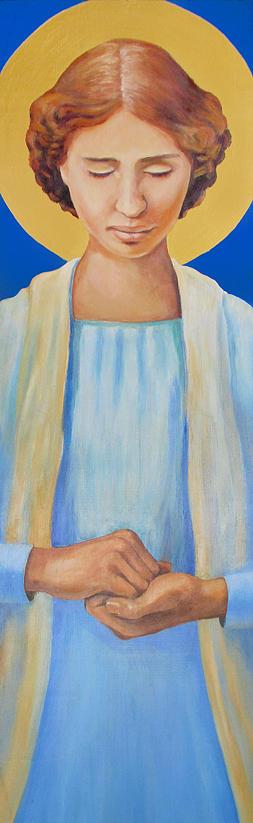 Helen Keller by Linda Ruiz-Lozito