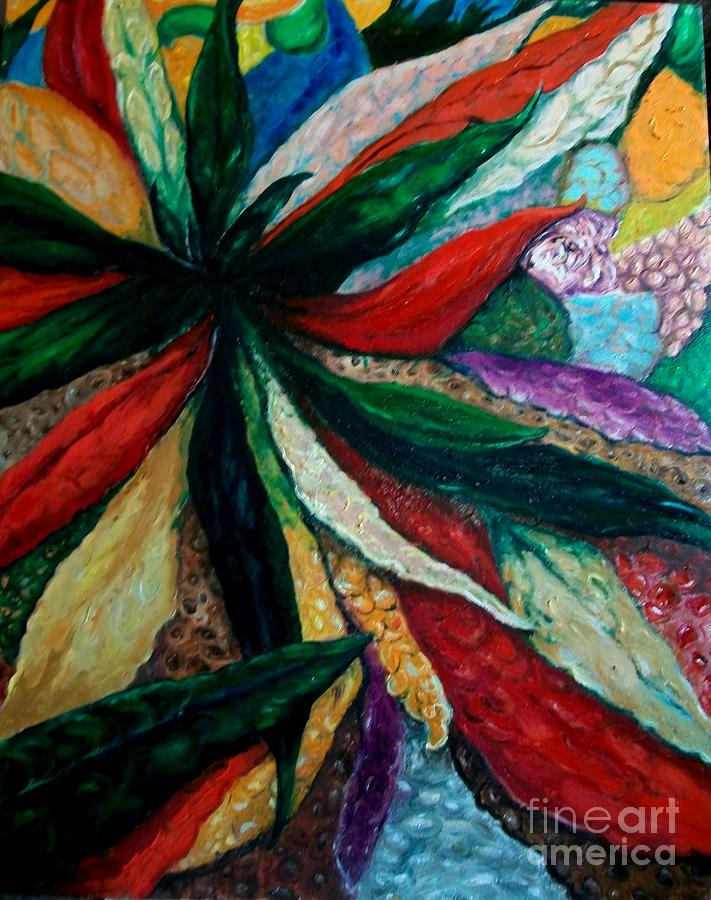 Hidden Jaguar Painting by Thomas Fleming