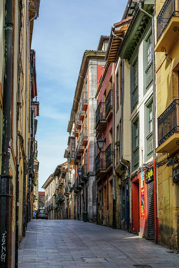 Spain Photograph - Historic Downtown by Ric Schafer