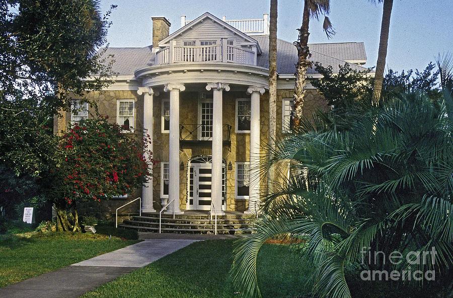 Porcher House Photograph - Historic Porcher House  by Richard Nickson