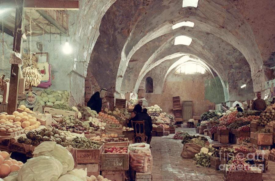 1970 Photograph - Holy Land: Jerusalem by Granger