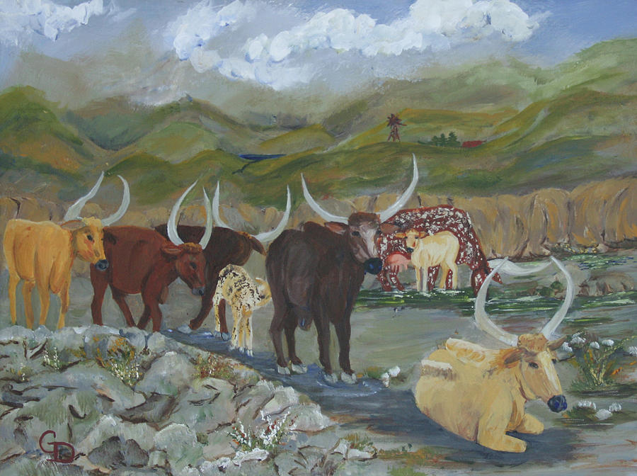 Home On The Range by Gail Daley