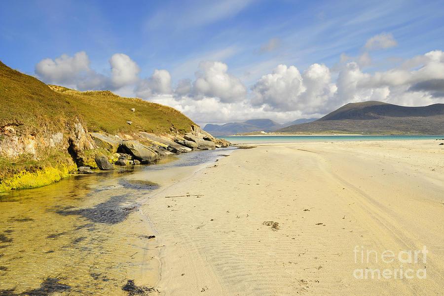 Beach Photograph - Horgabost Beach by Smart Aviation