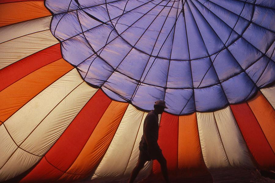 Hot Air Balloon Photograph - Hot Air Balloon - 11 by Randy Muir