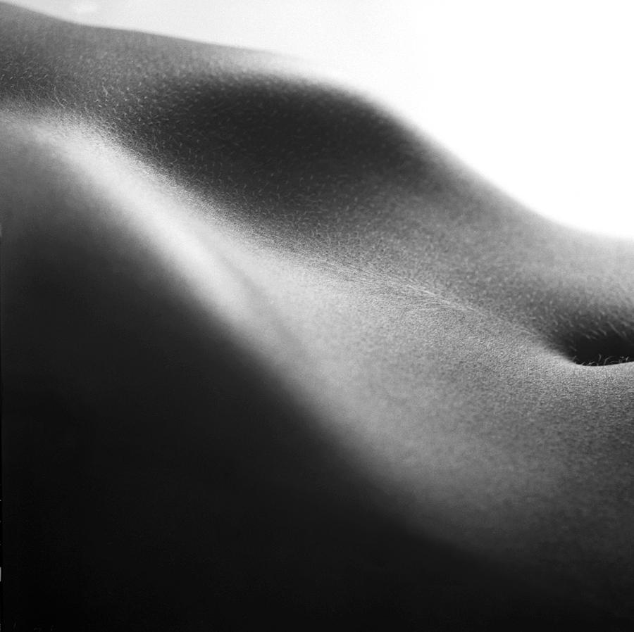 Human Photograph - Human Form Abstract Body Part by Anonymous