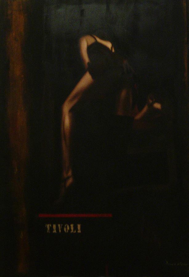 Oil Painting - Humanografia 5 by Romeo Niram