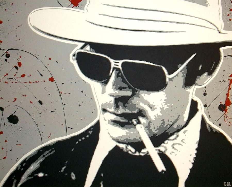 the style and writing techniques of hunter s thompson an american journalist and author Thompson style and american journalist the and s of hunter an author writing techniques nsw churchill fellows 1966-2017 hunter stockton thompson (july 18, 1937 - february 20, 2005) was an american journalist and author, and the founder of the positive and negative impacts of.