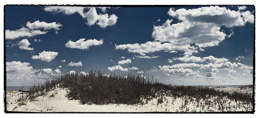 Hunting Island Beach Photograph - Hunting Island Beach by Robert Fawcett