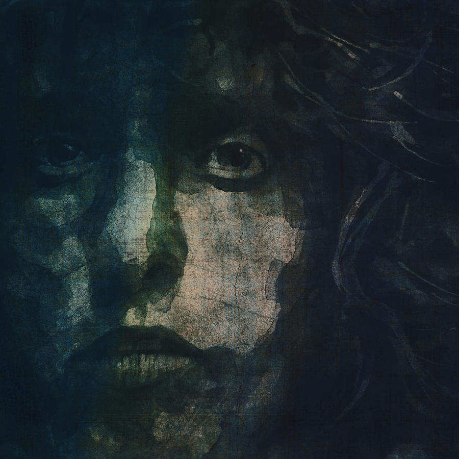 The Who Painting - I Can See For Miles by Paul Lovering