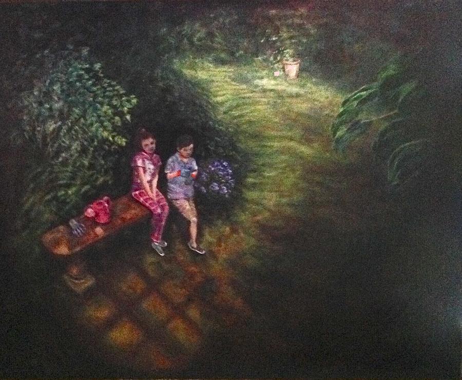 If Cinderella Had a Garden by J Reynolds Dail