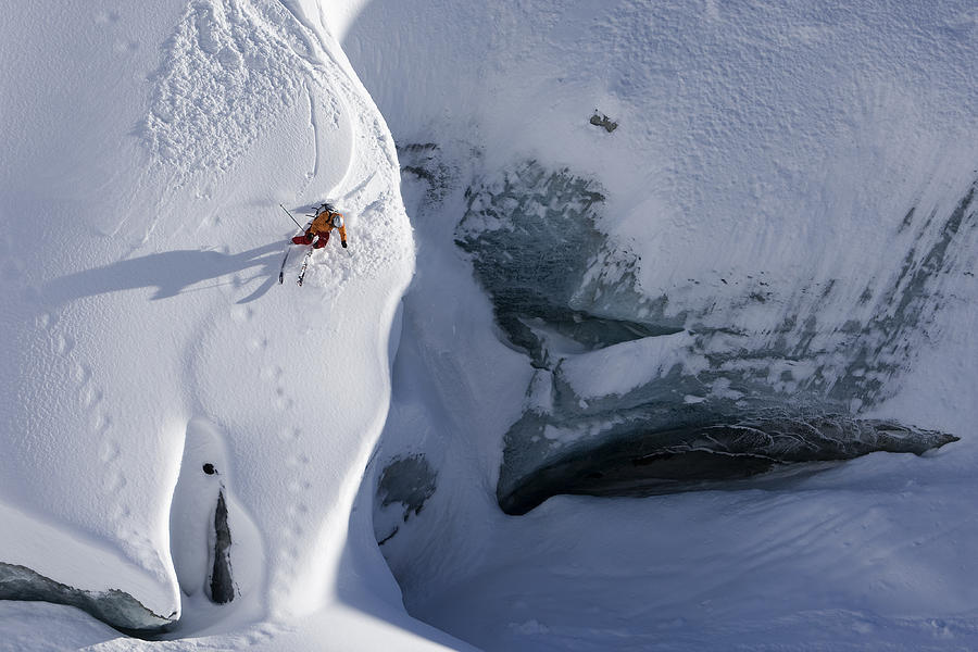 Chamonix Photograph - Image Of The Week 2 by Fredrik Schenholm