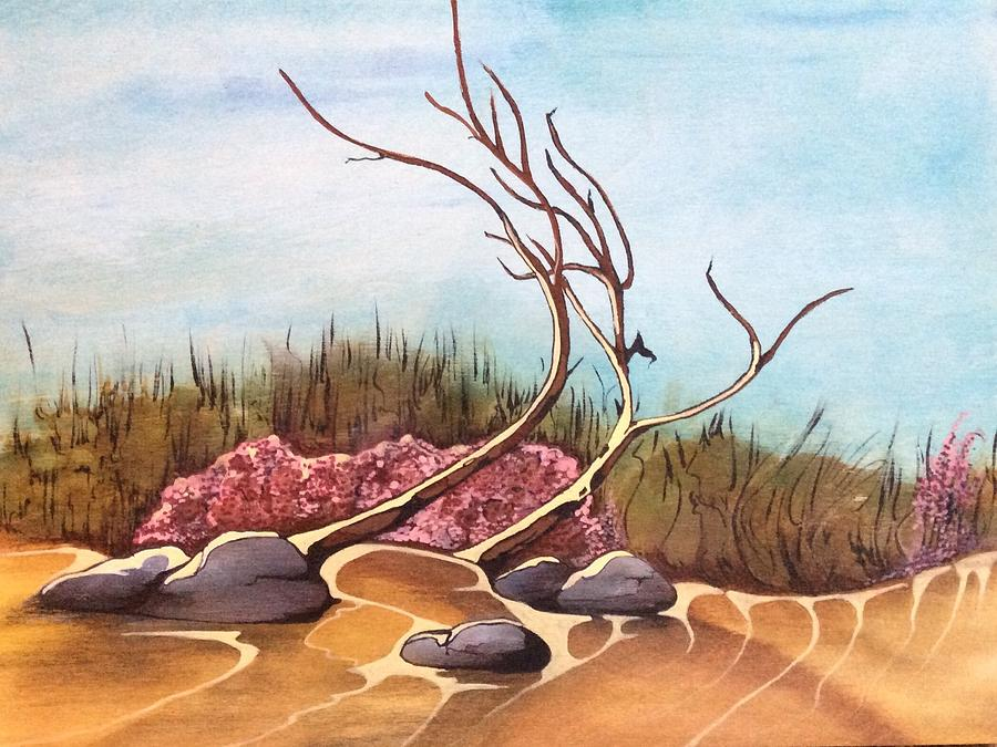 In the Desert by Pat Purdy
