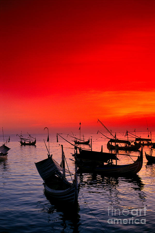 Anchor Photograph - Indonesia, Bali by Gloria & Richard Maschmeyer - Printscapes