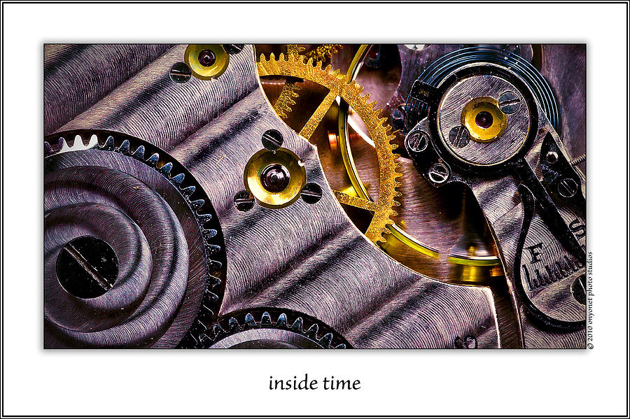 Inside Time Photograph