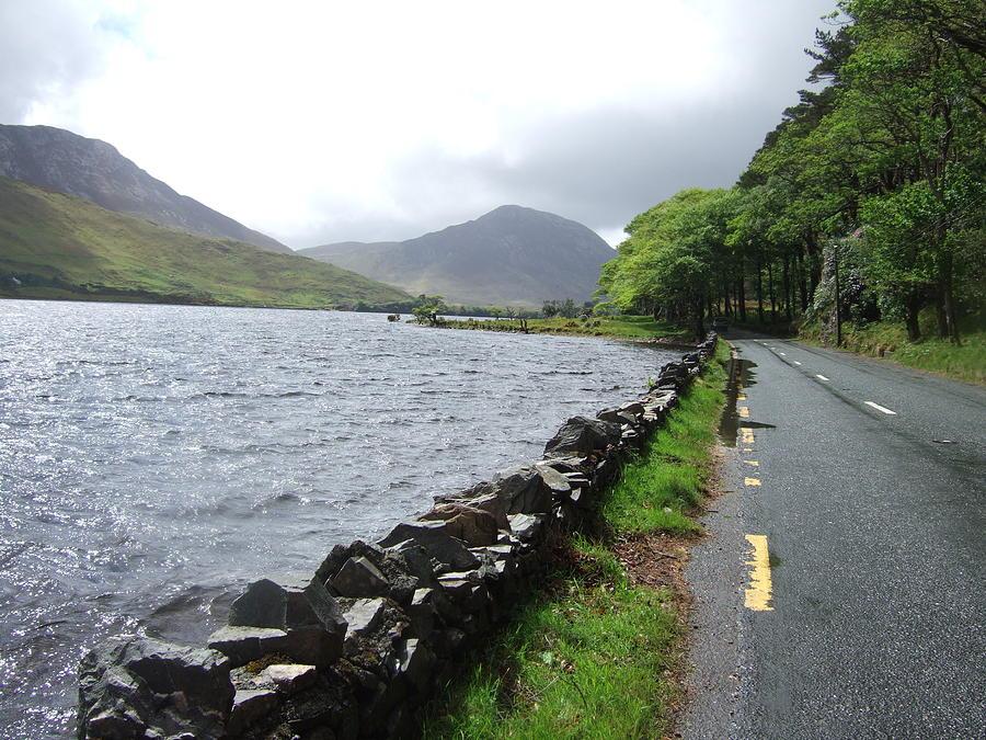 Road Photograph - Ireland Beauty by Jeanette Oberholtzer
