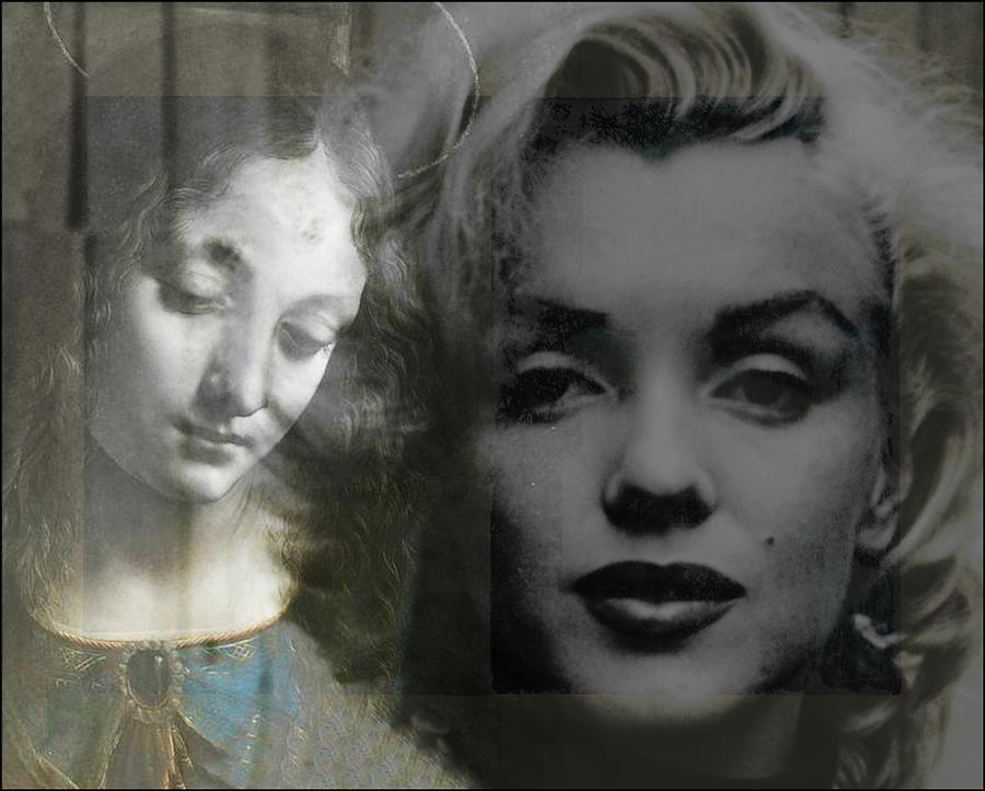 Marilyn Monroe Digital Art - Ive Seen That Movie Too by Paul Lovering