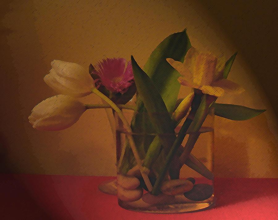 Decoration Digital Art - Jessie by Vari Buendia