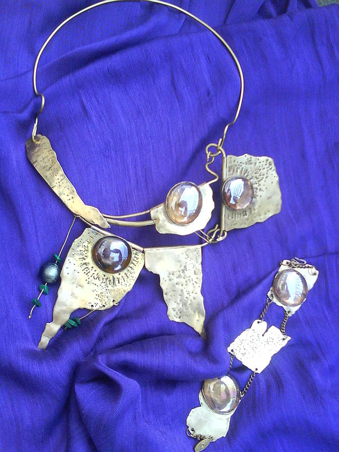 Jewelry Jewelry - Jewelry Set by Raluca Polea