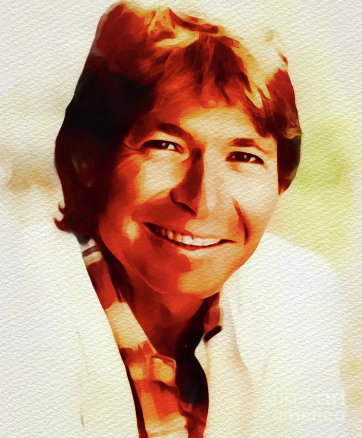 John Denver, Music Legend Painting