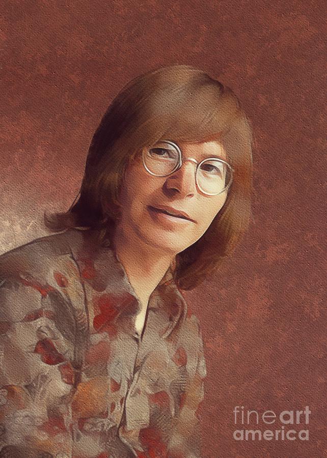 John Denver, Music Legend Painting