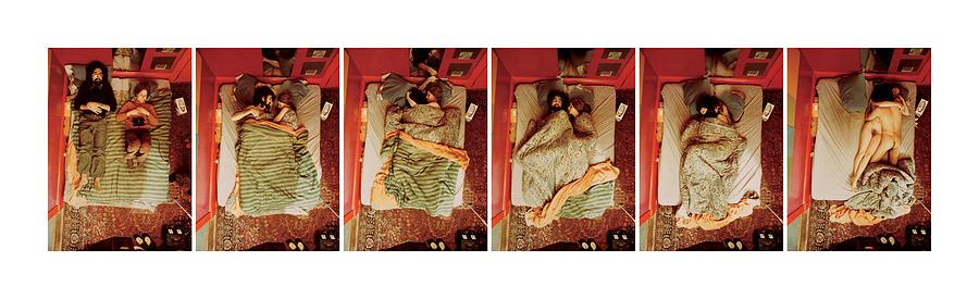 Sleep Photograph - Josh And Judy by Ted Spagna