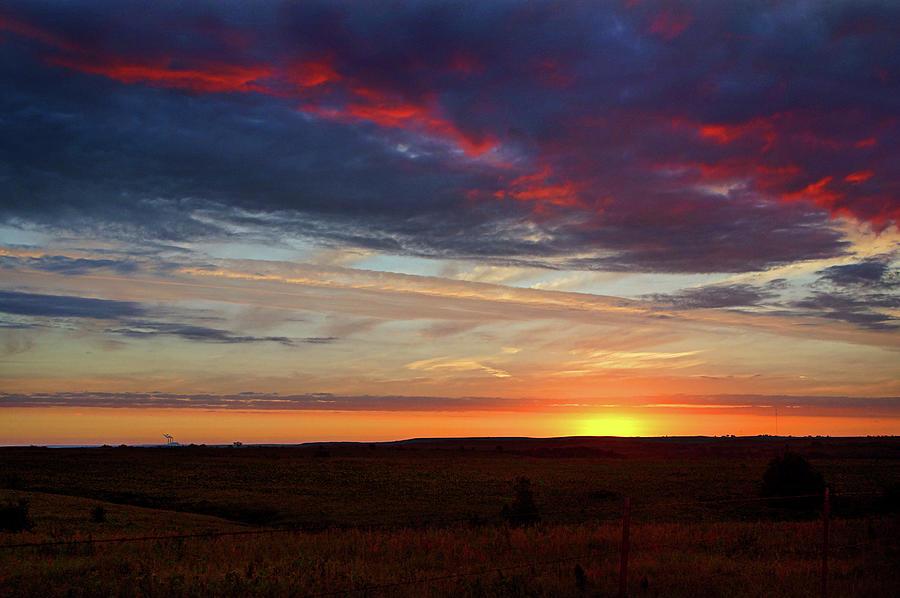 Jeffrey Sunrise Photograph