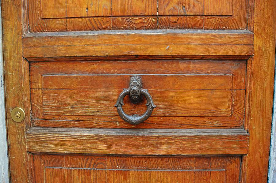 Italy Photograph - Knock Knock On Wood by JAMART Photography