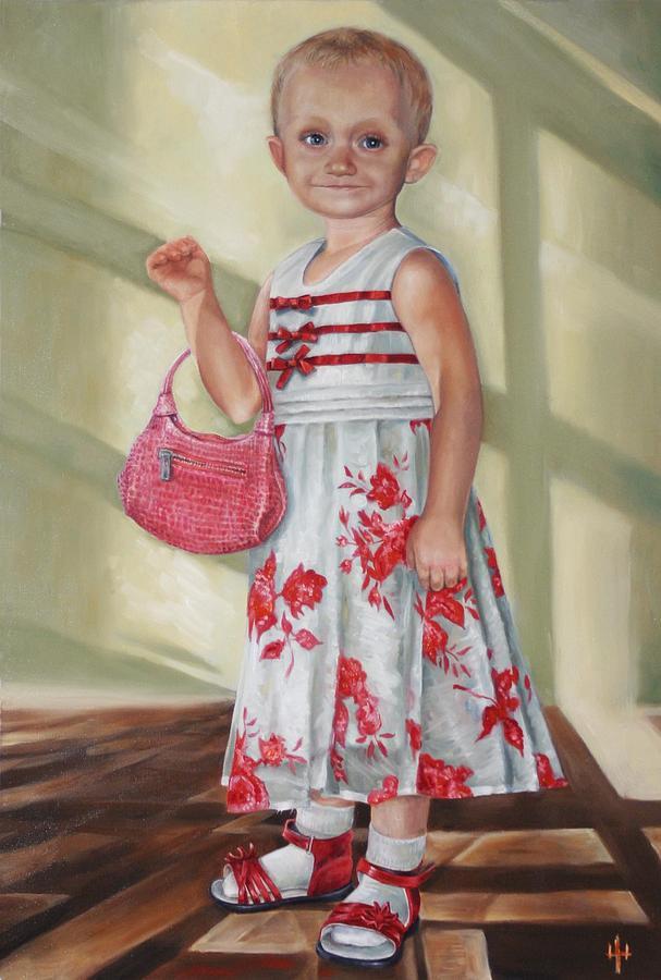 Koi Painting - KOI by Yevgeniy Dubkov