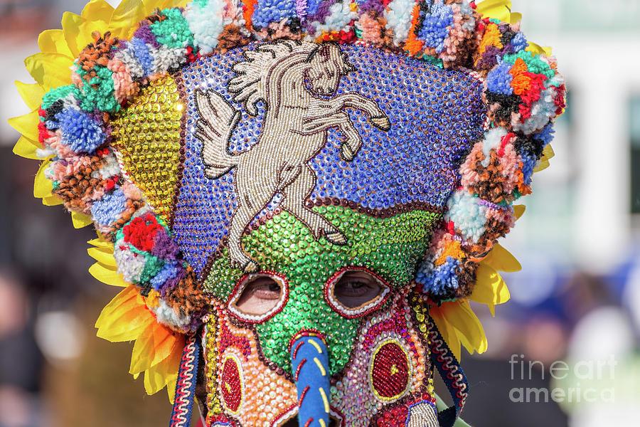 Balkans Photograph - Kukeri Masquerade Festival by Nikolay Stoimenov