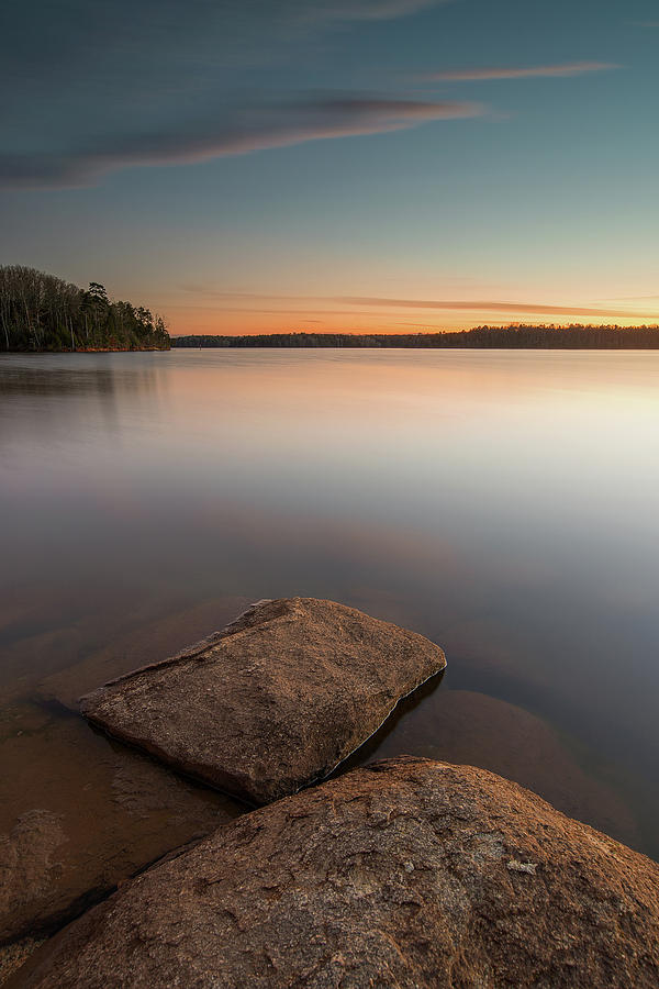 Lake Russell Photograph - Lake Russell 19 by Derek Thornton