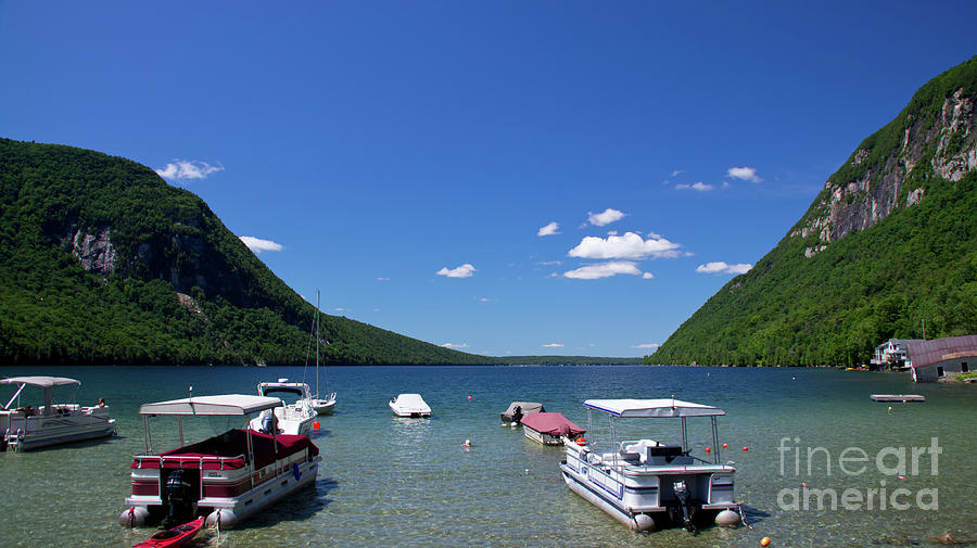 Lake Willoughby by Scenic Vermont Photography