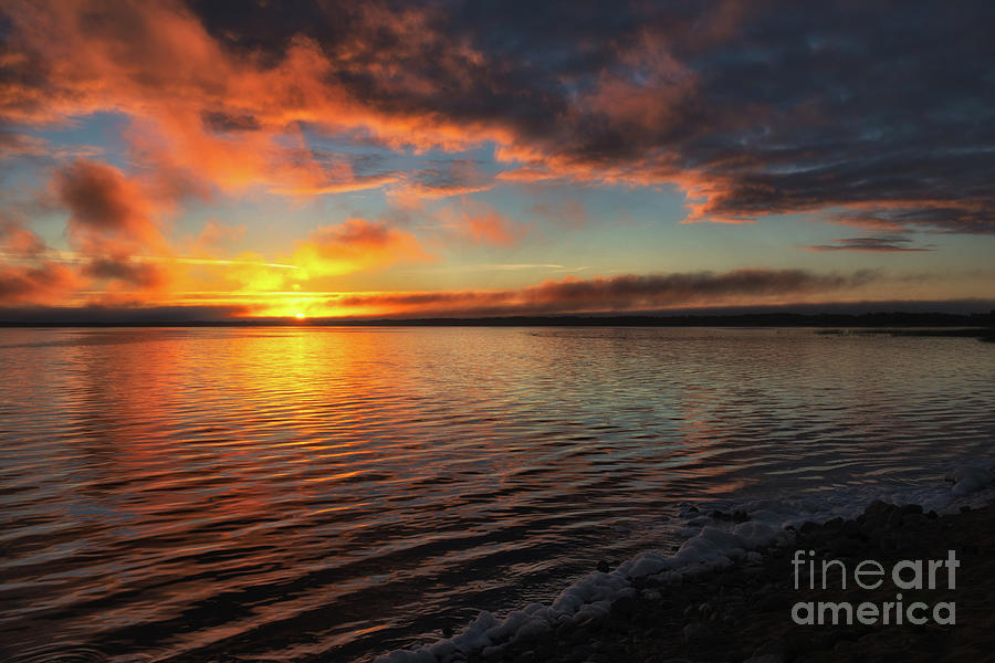 Canada Photograph - Lakeside by Ian McGregor