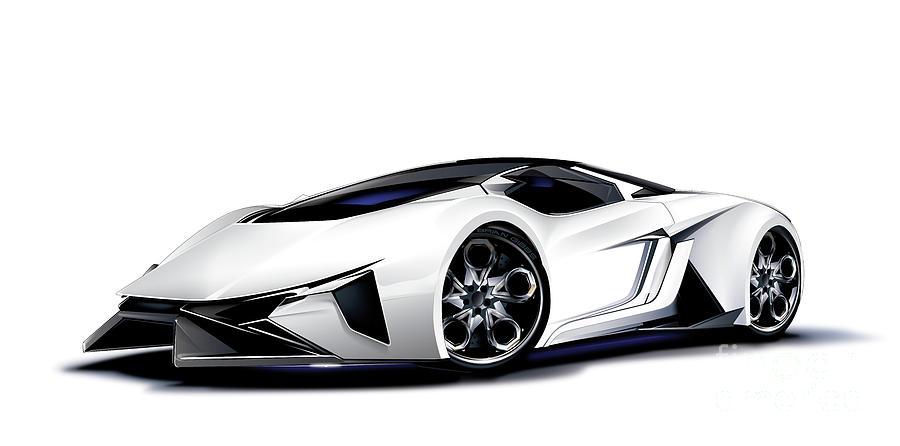 Lamborghini by Brian Gibbs
