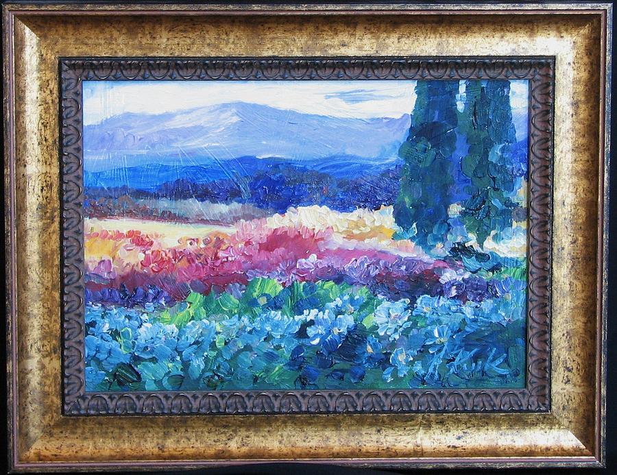 Landscape Painting by Kruk