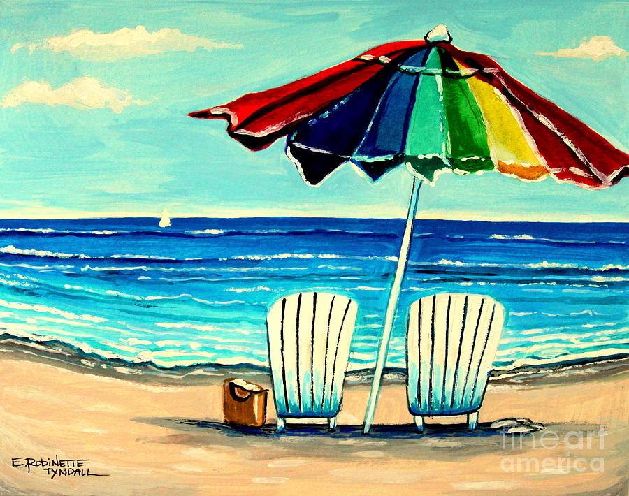 Umbrella Painting Design