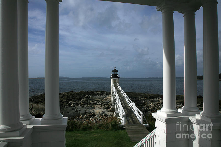 Lighthouse by Timothy Johnson
