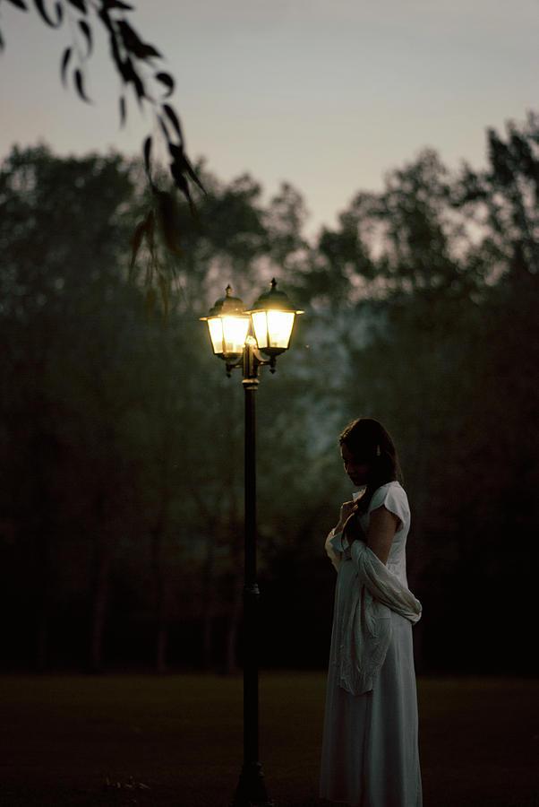 Portrait Photograph - Limbo by Francesca Ciavarella