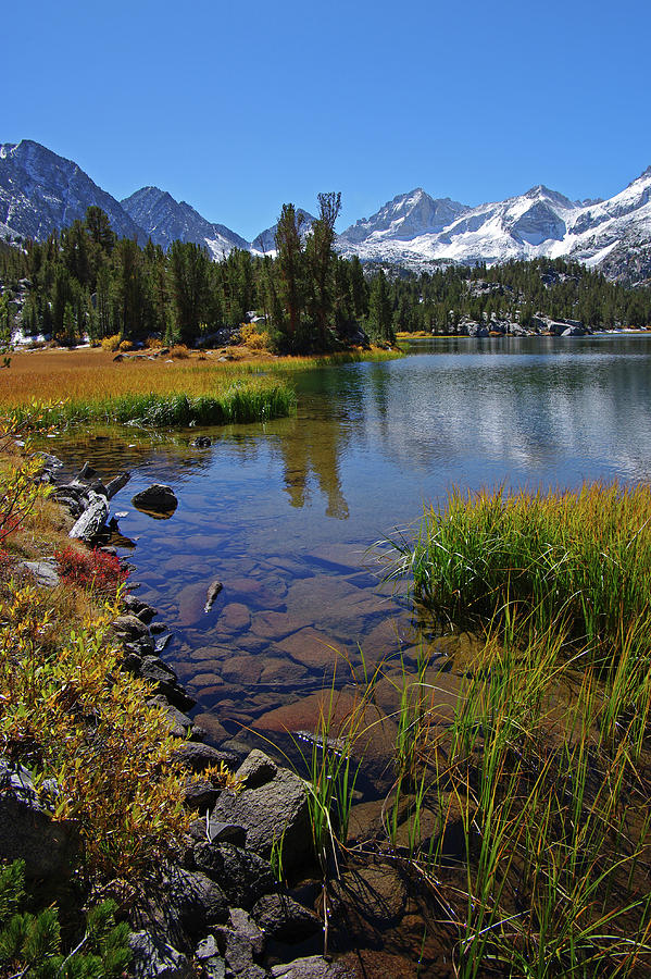 Little Lakes Valley 3 by Eastern Sierra Gallery