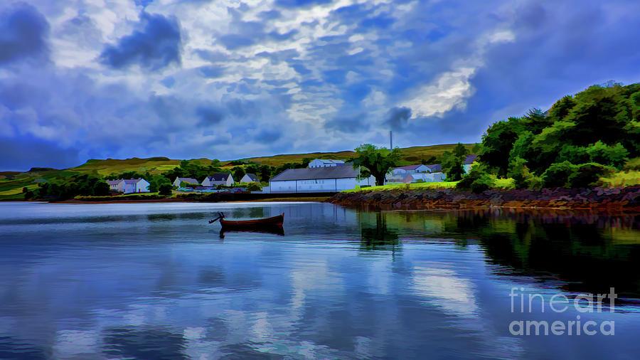 Loch Harport Isle Of Skye Photograph