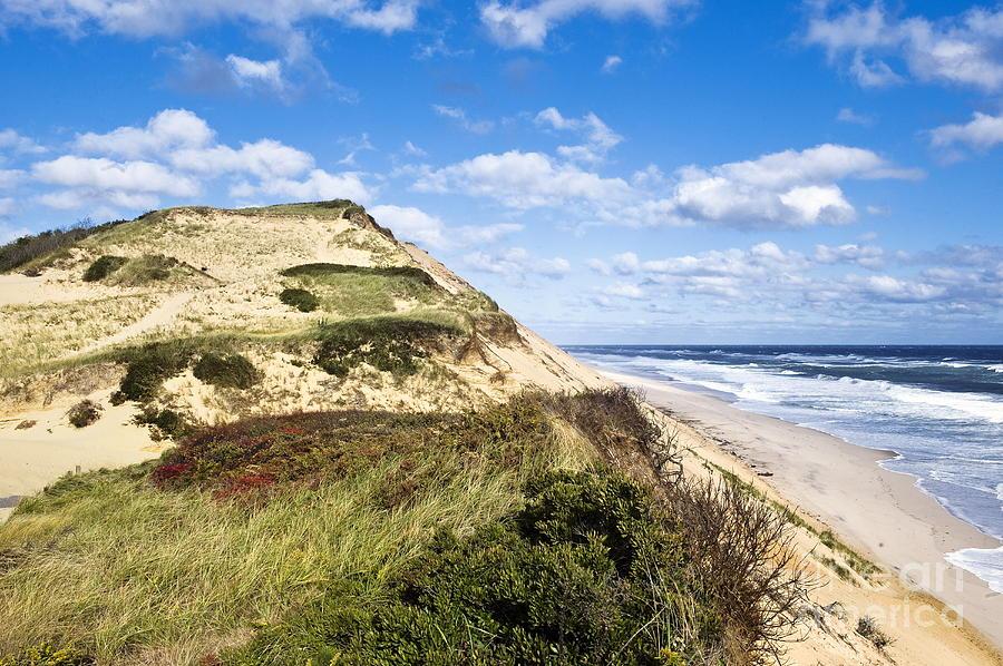 Cape Cod Photograph - Long Nook Beach by John Greim