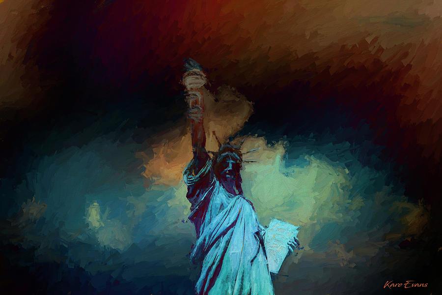 Lost America by Karo Evans