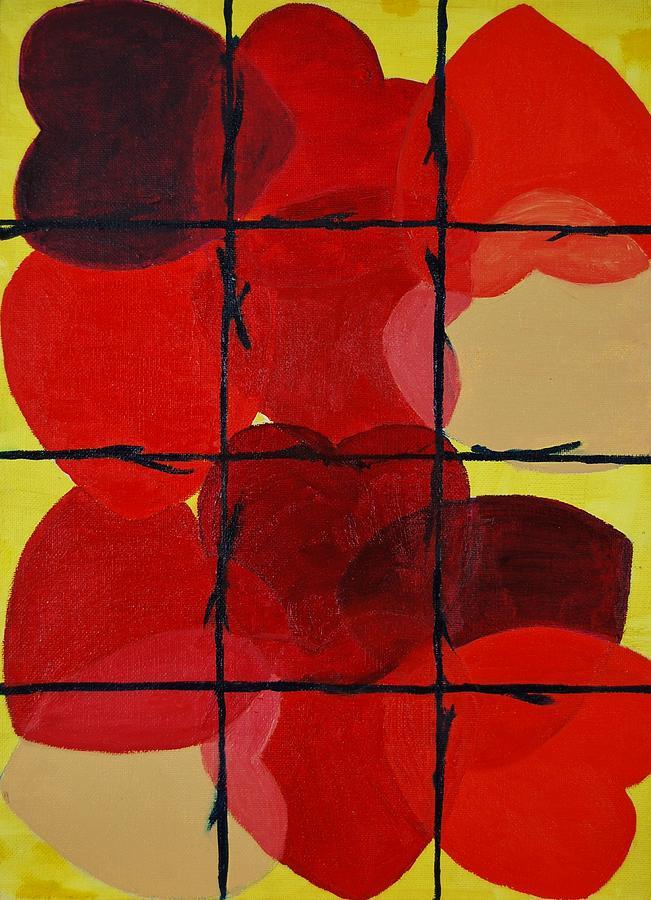 Love Painting - Love  No Categories  Please  by Charla Van Vlack