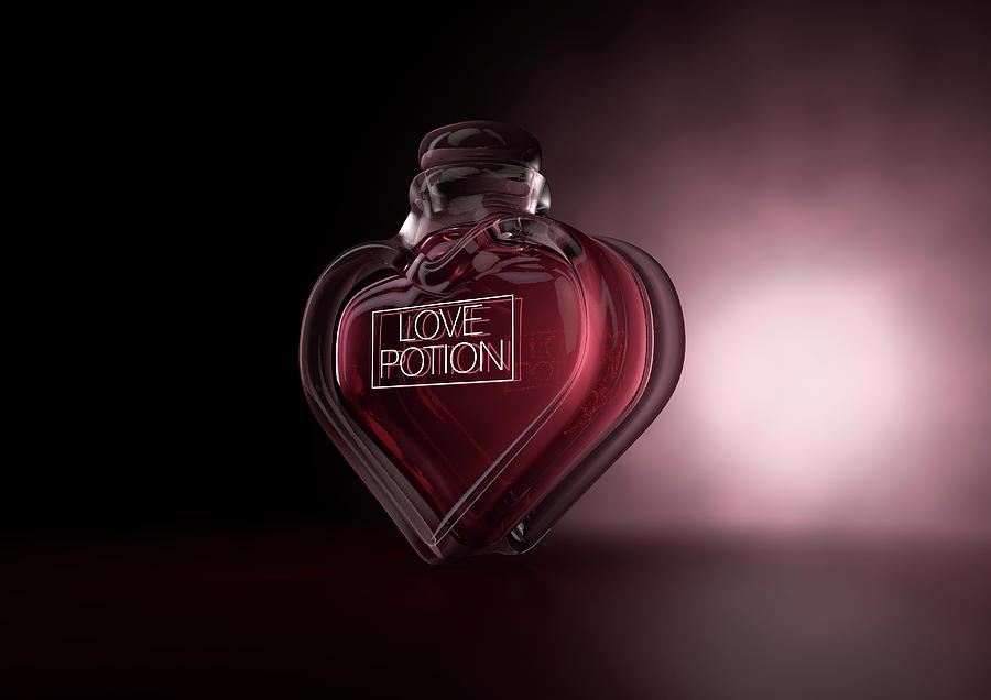 Potion Concept Art