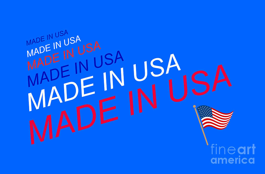 MADE IN USA by John Shiron