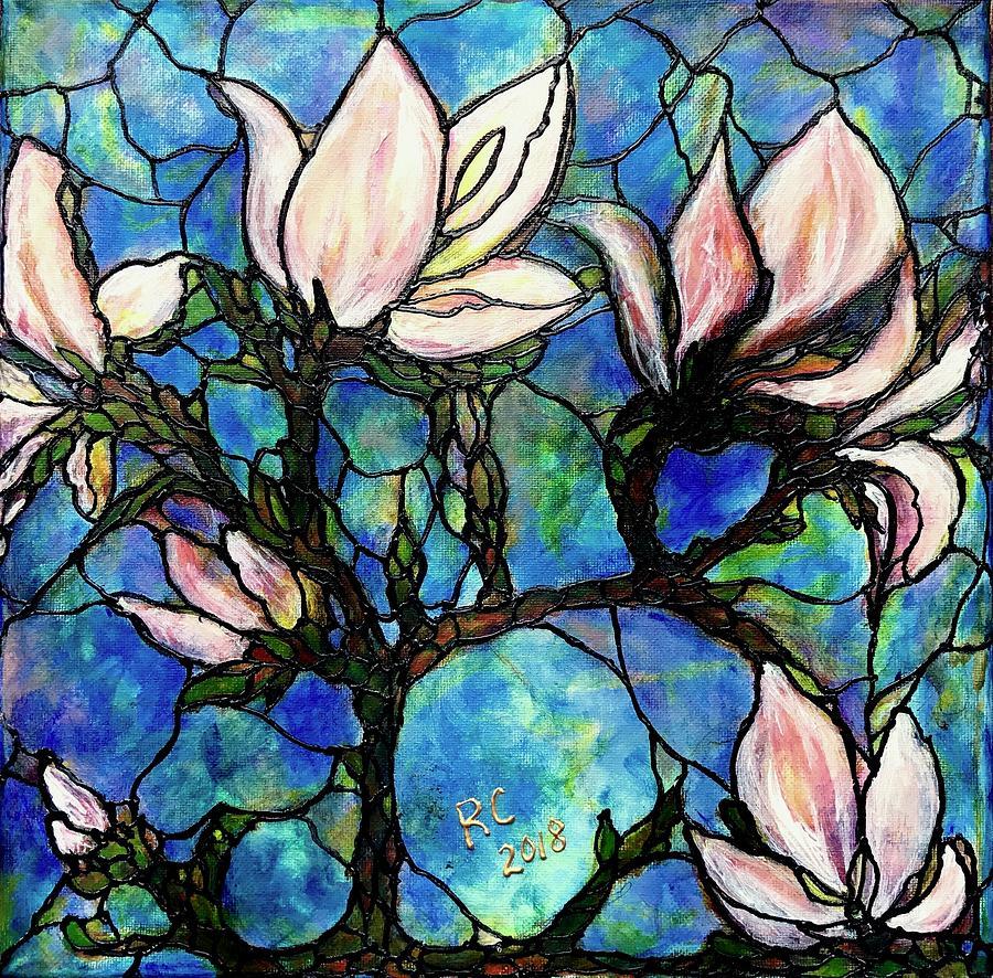 Magnolia by Rae Chichilnitsky