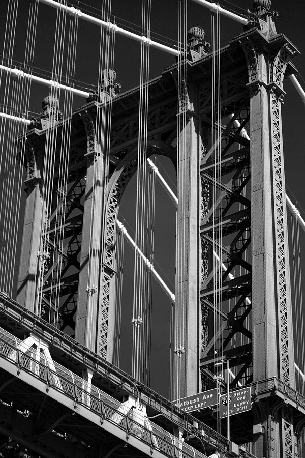 Manhattan Bridge by Steve Parr