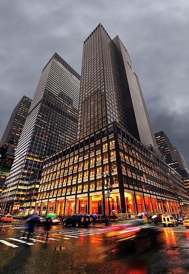 America Photograph - Manhattan by Svetlana Sewell
