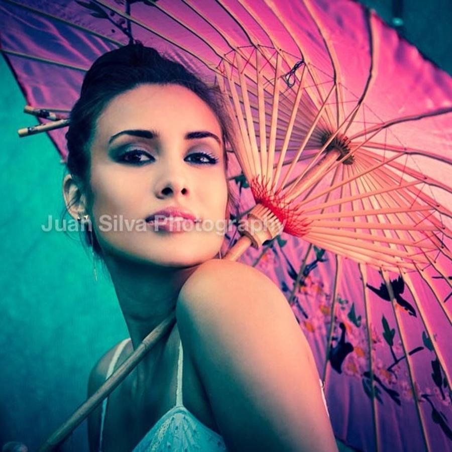 Woman Photograph - Mariana Ivanovna Fashion Shoot Mariana by Juan Silva