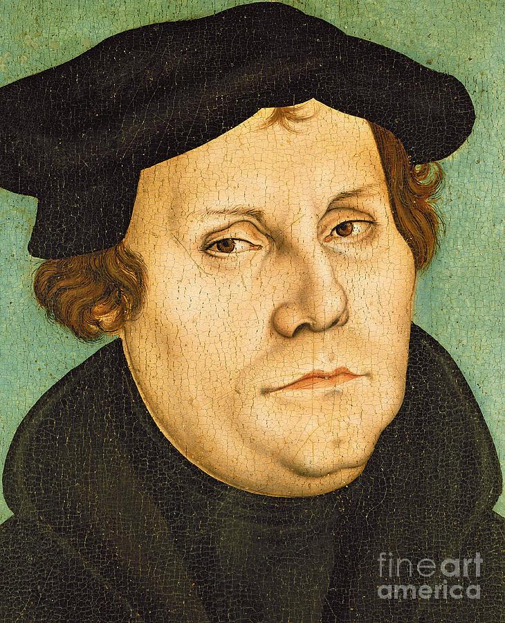 Martin Luther Bild