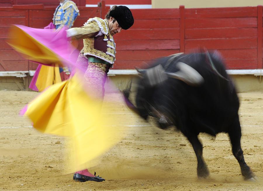 Spain Photograph - Matador Jose Tomas Iv by Rafa Rivas